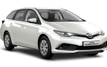 Toyota Auris kombi